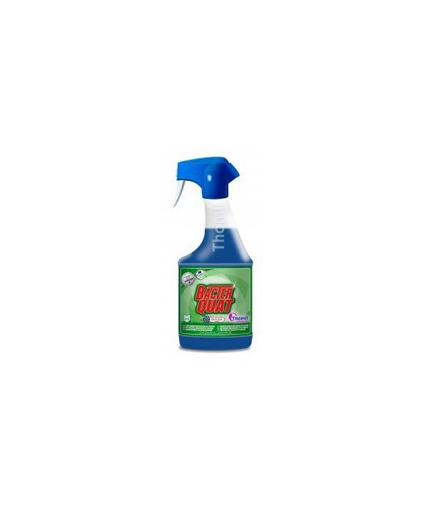 LIMPIADOR BACTERICIDA BACTER-QUAT.  750 ml (Pulv.)